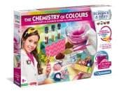 Clementoni A színek kémiája készlet