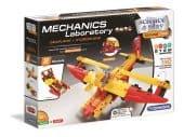 Clementoni Tudomány és Játék - Mechanikai labor - Hidroplan és motorcsónak