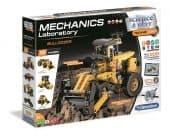 Clementoni Tudomány és Játék - Mechanikai labor - Bulldozer
