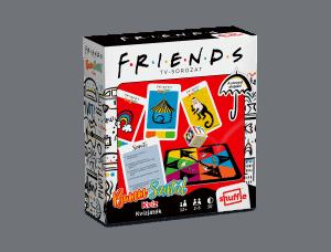 Friends - Jóbarátok - Bumm, szívtál! kvízjáték