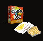 Color Addict - Kids színek és formák kártyajáték