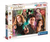 Clementoni 104 db-os SuperColor puzzle - Harry Potter