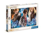 Clementoni 500 db-os High Quality Collection puzzle - Harry Potter