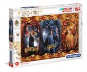 Clementoni 104 db-os SuperColor puzzle - Harry Potter - Hermi