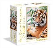 Clementoni 1000 db-os puzzle - Szumátrai tigris