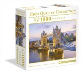 Clementoni 1000 db-os puzzle - Tower-Bridge