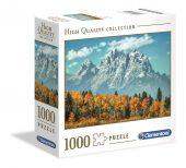 Clementoni 1000 db-os puzzle - A Grand Teton ősszel