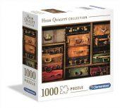 Clementoni 1000 db-os puzzle - Utazás