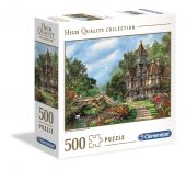 Clementoni 500 db-os puzzle - Vidéki villa